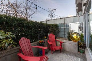 """Photo 24: 106 1618 QUEBEC Street in Vancouver: Mount Pleasant VE Condo for sale in """"CENTRAL"""" (Vancouver East)  : MLS®# R2549897"""