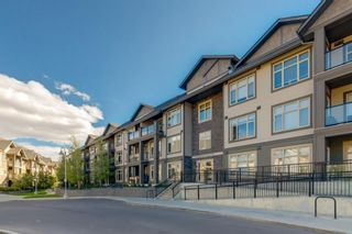 Main Photo: 201 25 Aspenmont Heights SW in Calgary: Aspen Woods Apartment for sale : MLS®# A1149269