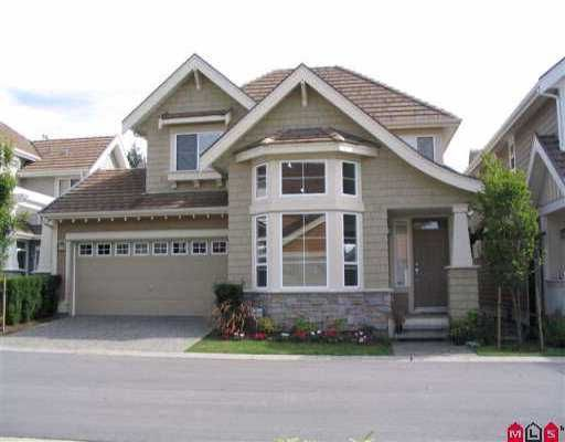 """Main Photo: 41 15288 36TH AV in Surrey: Morgan Creek House for sale in """"Cambria"""" (South Surrey White Rock)  : MLS®# F2519863"""