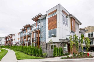 "Main Photo: 53 7947 209 Street in Langley: Willoughby Heights Townhouse for sale in ""Luxia"" : MLS®# R2388939"