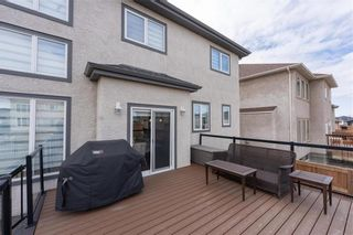 Photo 40: 3 Lake Bend Road in Winnipeg: Bridgwater Lakes Residential for sale (1R)  : MLS®# 202104330