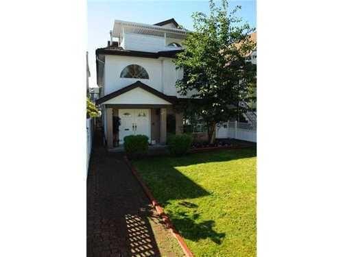 Main Photo: 630 KING EDWARD Ave E in Vancouver East: Fraser VE Home for sale ()  : MLS®# V1026902
