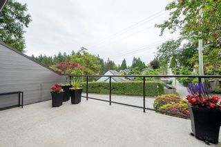 """Photo 23: 4304 NAUGHTON Avenue in North Vancouver: Deep Cove Townhouse for sale in """"COVE GARDEN TOWNHOUSES"""" : MLS®# R2179628"""