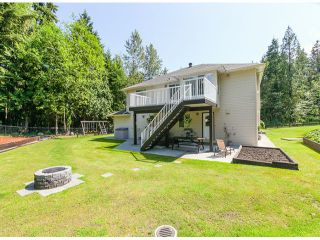 """Photo 17: 27111 122ND Avenue in Maple Ridge: Northeast House for sale in """"ROTHSAY HEIGHTS"""" : MLS®# V1067734"""