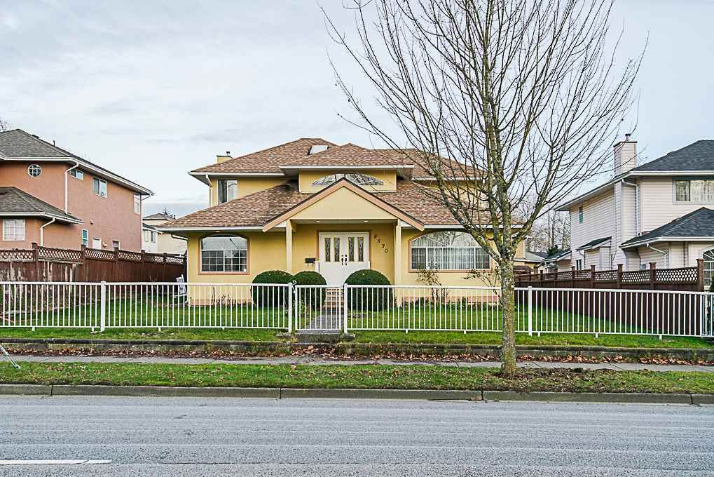 Main Photo: 8630 140 Street in Surrey: Bear Creek Green Timbers House for sale : MLS®# R2328898