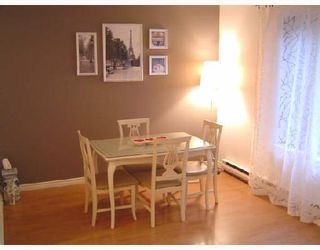 "Photo 5: 829 ALEXANDER Bay in Port_Moody: North Shore Pt Moody Townhouse for sale in ""WOODSIDE"" (Port Moody)  : MLS®# V715664"