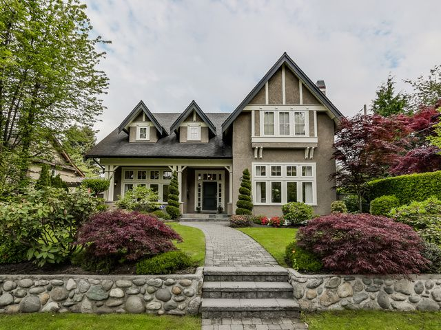 Main Photo: 2819 West 45th Ave in Vancouver: Home for sale