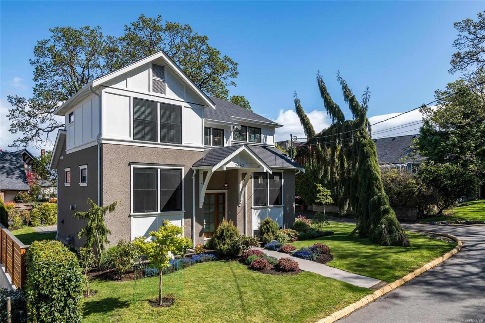 Main Photo: 2680 Margate Ave in : OB South Oak Bay House for sale (Oak Bay)  : MLS®# 853780