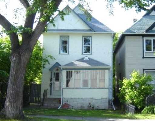 Main Photo: 321 WARDLAW Avenue in WINNIPEG: Fort Rouge / Crescentwood / Riverview Residential for sale (South Winnipeg)  : MLS®# 2708830