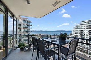 """Photo 2: 1607 1455 GEORGE Street: White Rock Condo for sale in """"Avra"""" (South Surrey White Rock)  : MLS®# R2614637"""