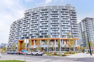 """Photo 2: 1214 1768 COOK Street in Vancouver: False Creek Condo for sale in """"Venue One"""" (Vancouver West)  : MLS®# R2625843"""