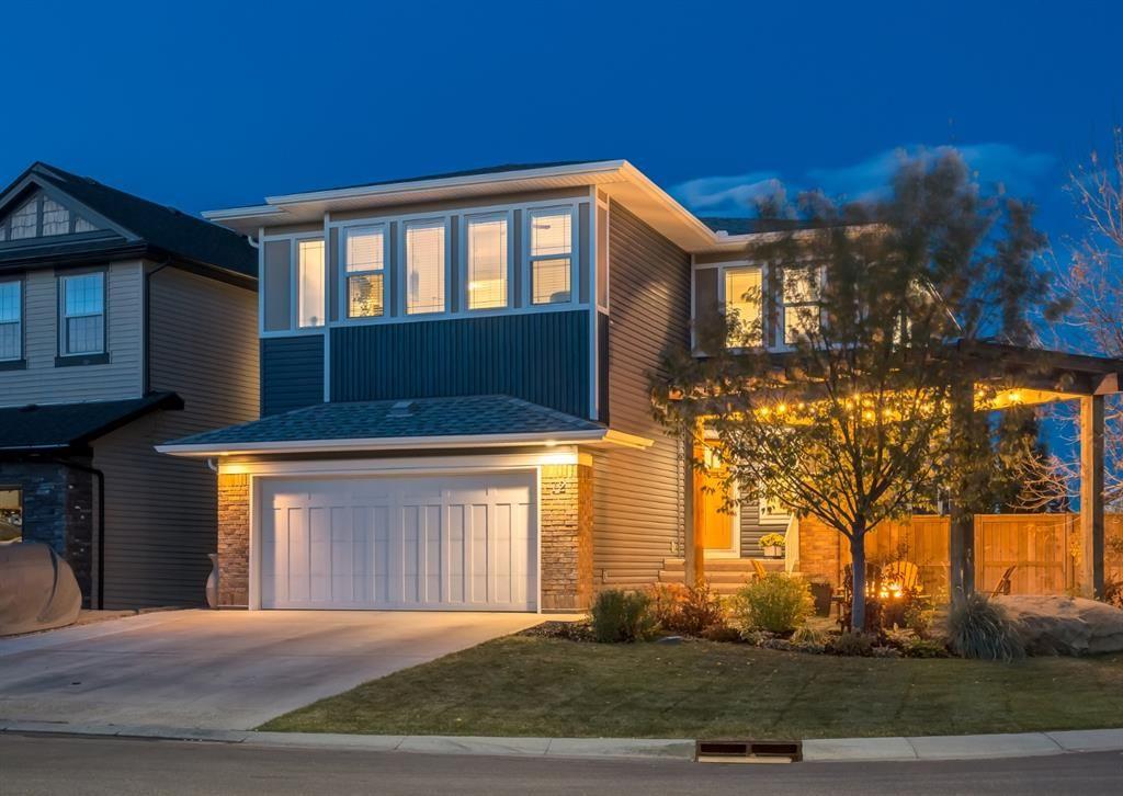 Main Photo: 72 Silverado Ridge Crescent SW in Calgary: Silverado Detached for sale : MLS®# A1153692