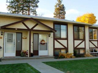 Photo 1: #9 10907 JUBILEE ROAD W in Summerland: Residential Attached for sale : MLS®# 111833