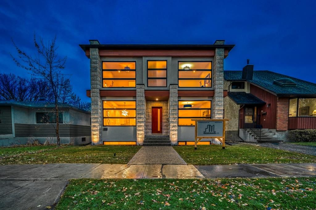 Main Photo: 1807 Bowness Road NW in Calgary: Hillhurst Detached for sale : MLS®# A1056284