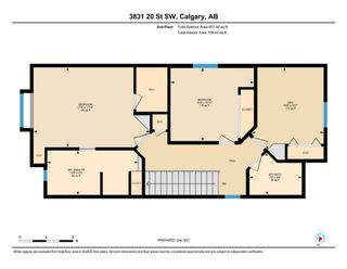 Photo 34: 3831 20 Street SW in Calgary: Garrison Woods Detached for sale : MLS®# A1145108