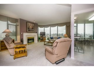 """Photo 3: 1101 32330 S FRASER Way in Abbotsford: Abbotsford West Condo for sale in """"Towne Centre Tower"""" : MLS®# R2111133"""