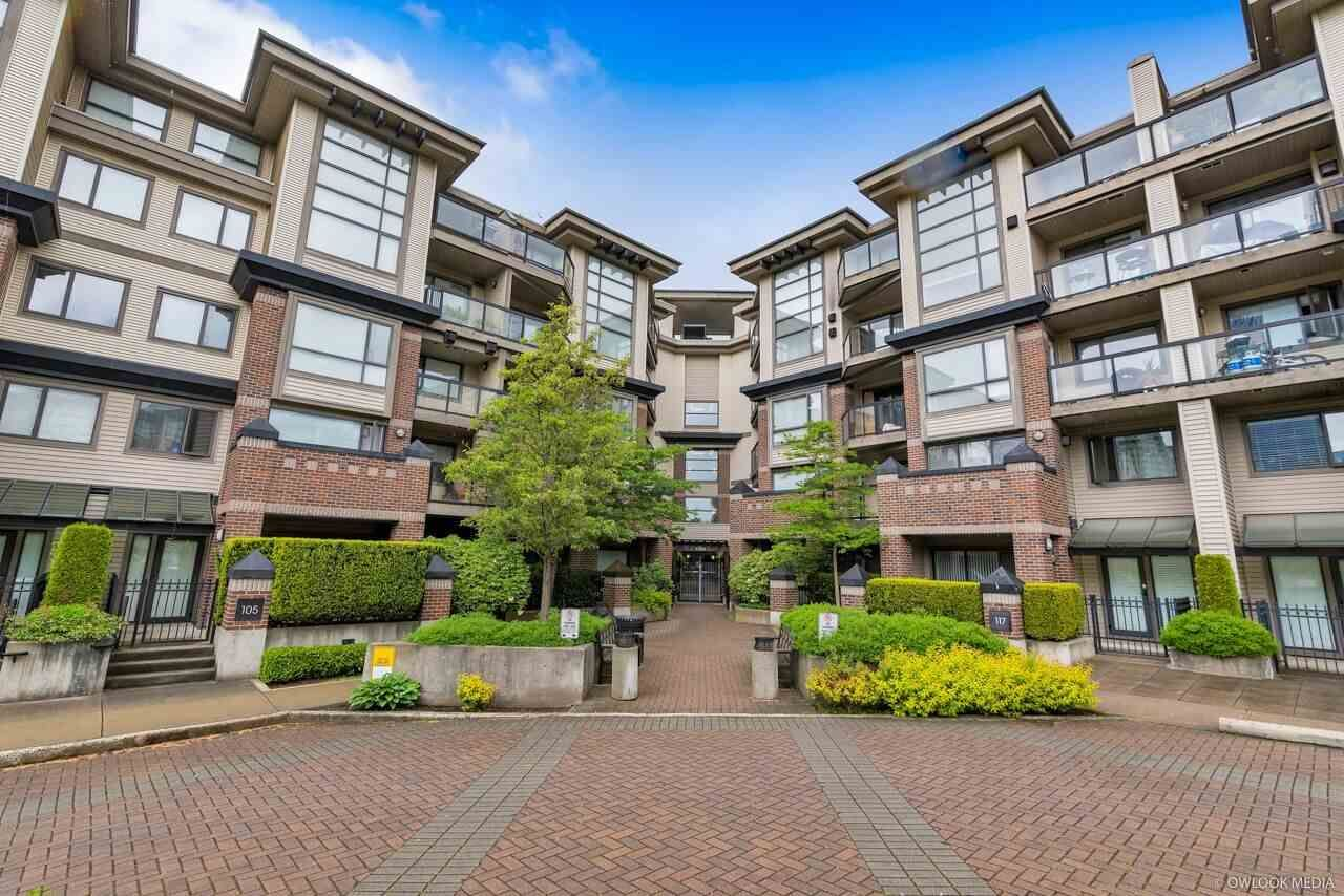 """Main Photo: 307 10866 CITY Parkway in Surrey: Whalley Condo for sale in """"The Access"""" (North Surrey)  : MLS®# R2266357"""