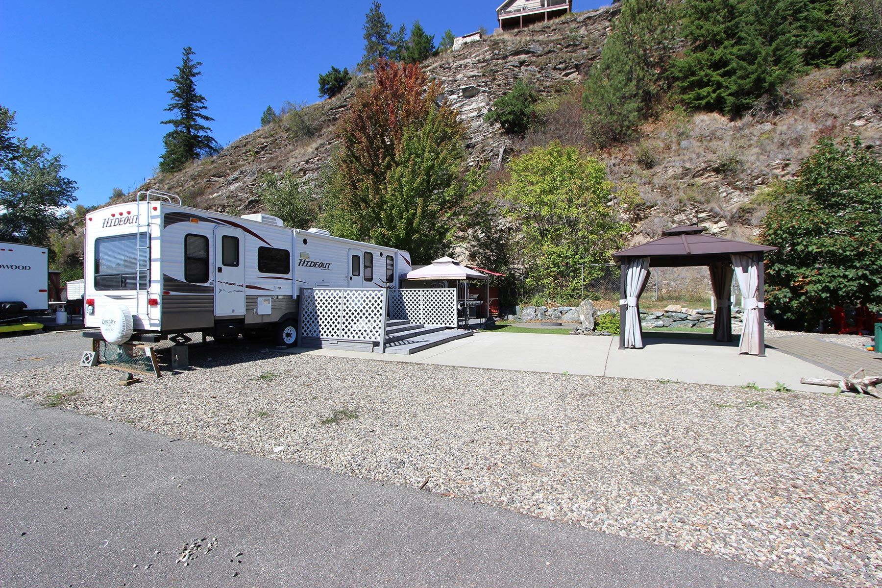 Main Photo: 33 2633 Squilax Anglemont Road: Lee Creek Recreational for sale (North Shuswap)  : MLS®# 10239804