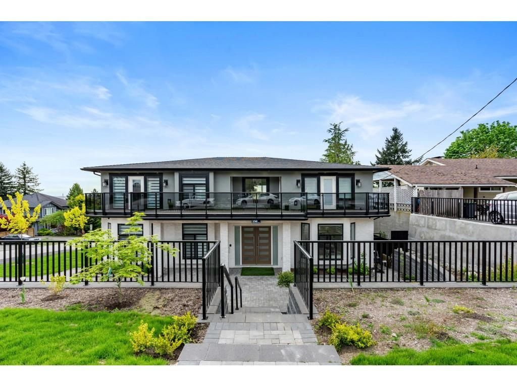 Main Photo: 250 FINNIGAN Street in Coquitlam: Central Coquitlam House for sale : MLS®# R2607747