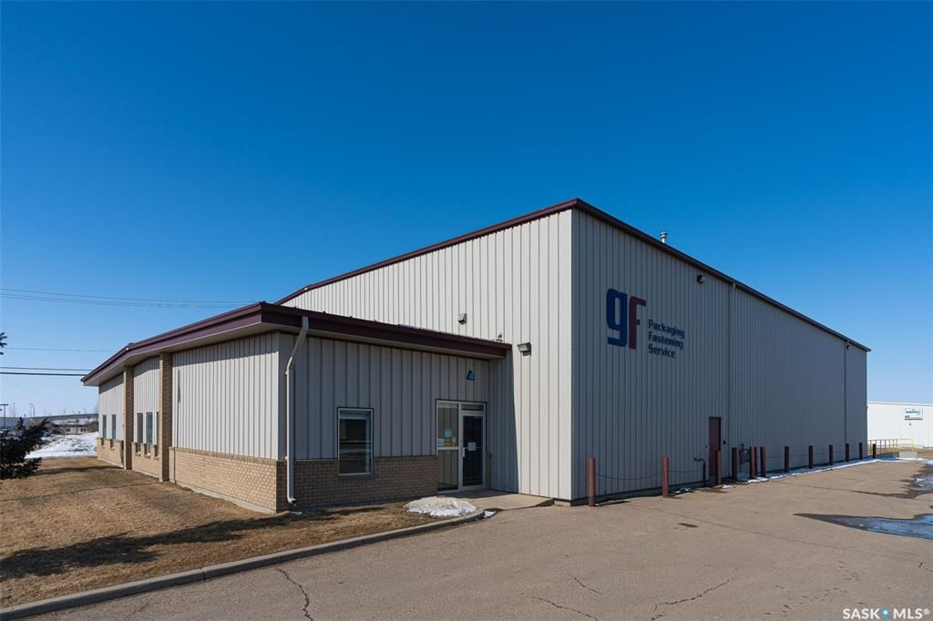 Main Photo: 630 56th Street East in Saskatoon: Hudson Bay Industrial Commercial for lease : MLS®# SK854656