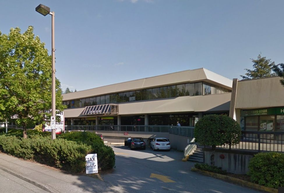 Main Photo: 122 3030 LINCOLN Avenue in Coquitlam: North Coquitlam Office for sale : MLS®# C8008608