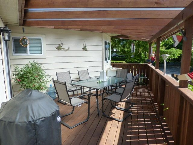 """Main Photo: 144 3665 244 Street in Langley: Otter District Manufactured Home for sale in """"LANGLEY GROVE ESTATES"""" : MLS®# R2089384"""