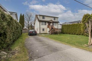 Main Photo: 240 FENTON Street in New Westminster: Queensborough House for sale : MLS®# R2546619