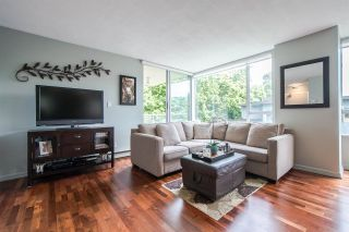 """Photo 3: 403 1566 W 13TH Avenue in Vancouver: Fairview VW Condo for sale in """"ROYAL GARDENS"""" (Vancouver West)  : MLS®# R2080778"""