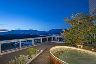 """Photo 39: 3601 1499 W PENDER Street in Vancouver: Coal Harbour Condo for sale in """"WEST PENDER PLACE"""" (Vancouver West)  : MLS®# R2610217"""