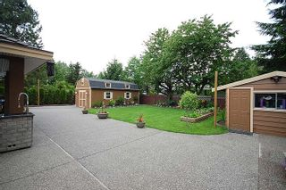 Photo 38: 19329 123rd AVENUE in PITT MEADOWS: House for sale