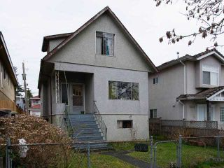 Photo 2: 5310 SOMERVILLE Street in Vancouver: Fraser VE House for sale (Vancouver East)  : MLS®# V940454