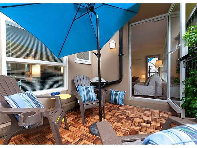 """Main Photo: # 102 1225 BARCLAY ST in Vancouver: West End VW Condo for sale in """"LORD YOUNG TERRACE"""" (Vancouver West)"""