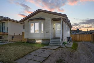 Main Photo: 4143 44 Avenue NE in Calgary: Whitehorn Detached for sale : MLS®# A1123103