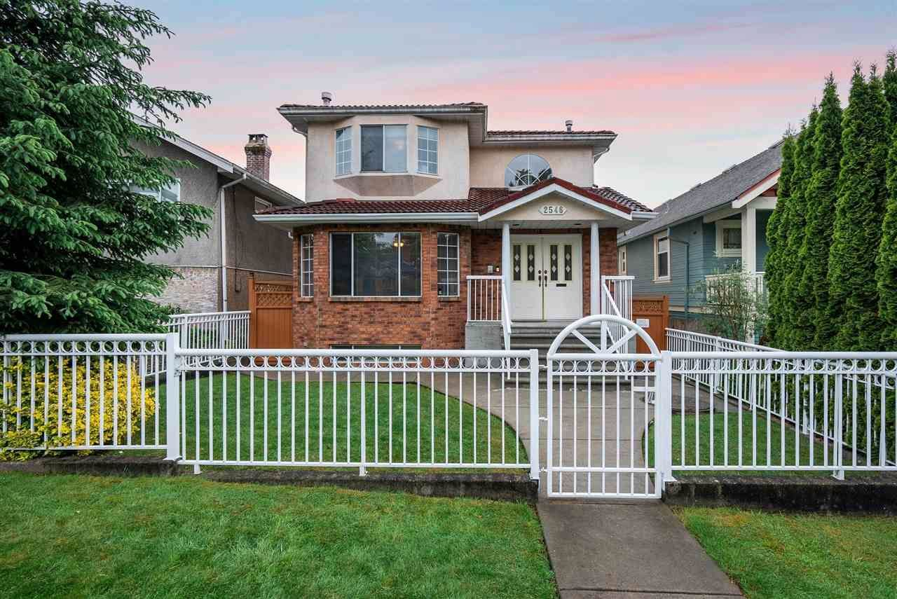Main Photo: 2546 DUNDAS Street in Vancouver: Hastings Sunrise House for sale (Vancouver East)  : MLS®# R2581812