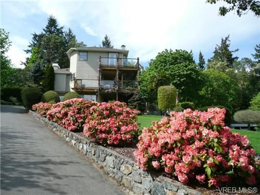 Main Photo: 4910 Rocky Point Rd in VICTORIA: Me Rocky Point House for sale (Metchosin)  : MLS®# 729161