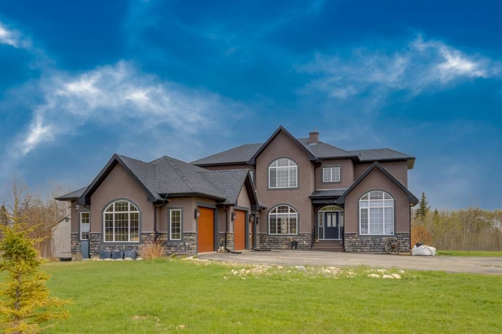 Main Photo: 298034 218 Street W: Rural Foothills County Detached for sale : MLS®# A1111526