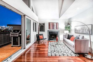 Photo 1: 2142 W 3RD AVENUE in Vancouver: Kitsilano Townhouse for sale (Vancouver West)  : MLS®# R2002064