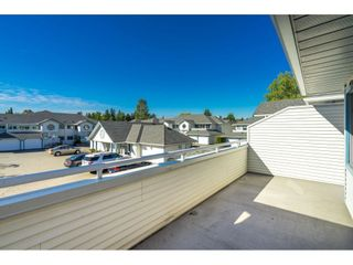 """Photo 37: 34 19797 64 Avenue in Langley: Willoughby Heights Townhouse for sale in """"CHERITON PARK"""" : MLS®# R2624179"""