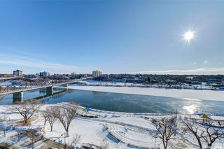 Photo 2: 708 490 2nd Avenue South in Saskatoon: Central Business District Residential for sale : MLS®# SK856921