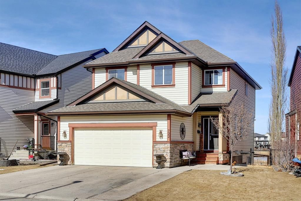 Main Photo: 722 COPPERPOND Circle SE in Calgary: Copperfield Detached for sale : MLS®# A1082008