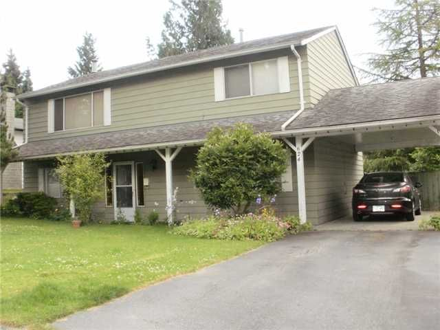 Main Photo: 624 VANESSA Court in Coquitlam: Coquitlam West House for sale : MLS®# V840797
