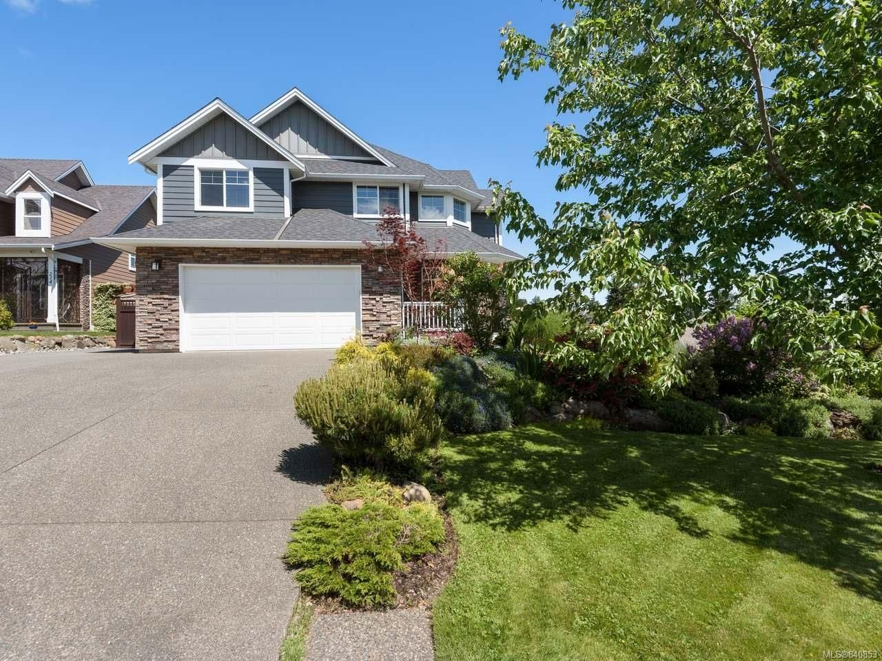 Photo 67: Photos: 206 Marie Pl in CAMPBELL RIVER: CR Willow Point House for sale (Campbell River)  : MLS®# 840853