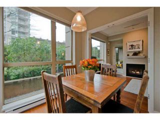 "Photo 9: 101 1316 W 11TH Avenue in Vancouver: Fairview VW Condo for sale in ""THE COMPTON"" (Vancouver West)  : MLS®# V1050556"