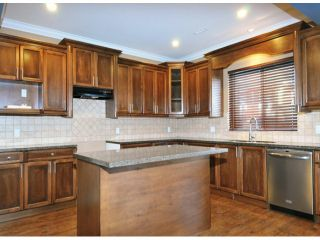 """Photo 2: 32615 EGGLESTONE AV in Mission: Mission BC House for sale in """"Cedar Valley"""" : MLS®# F1301599"""
