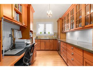 "Photo 9: 5055 CONNAUGHT Drive in Vancouver: Shaughnessy House for sale in ""Shaughnessy"" (Vancouver West)  : MLS®# V1103833"