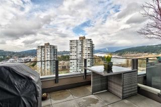 """Photo 16: 1803 301 CAPILANO Road in Port Moody: Port Moody Centre Condo for sale in """"THE RESIDENCES"""" : MLS®# R2157034"""