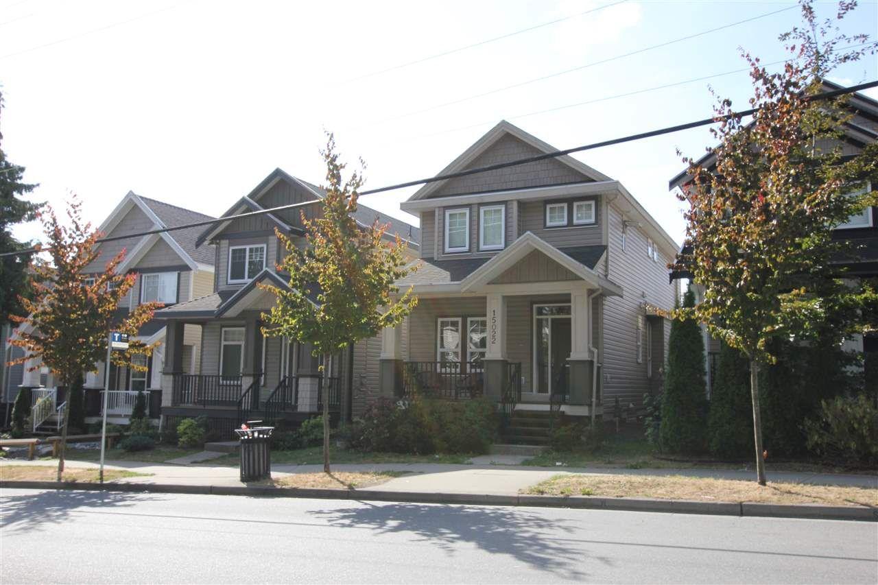 Main Photo: 15022 60 Avenue in Surrey: Sullivan Station House for sale : MLS®# R2325761