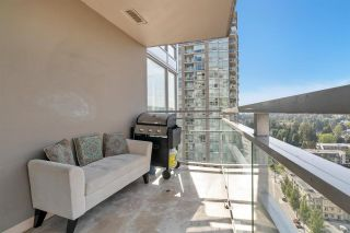 """Photo 16: 2301 2978 GLEN Drive in Coquitlam: North Coquitlam Condo for sale in """"Grand Central One"""" : MLS®# R2514329"""