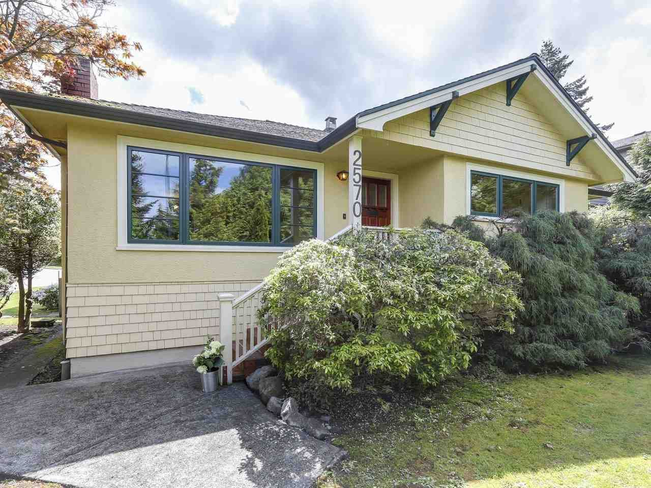 Main Photo: 2570 W KING EDWARD Avenue in Vancouver: Quilchena House for sale (Vancouver West)  : MLS®# R2169012