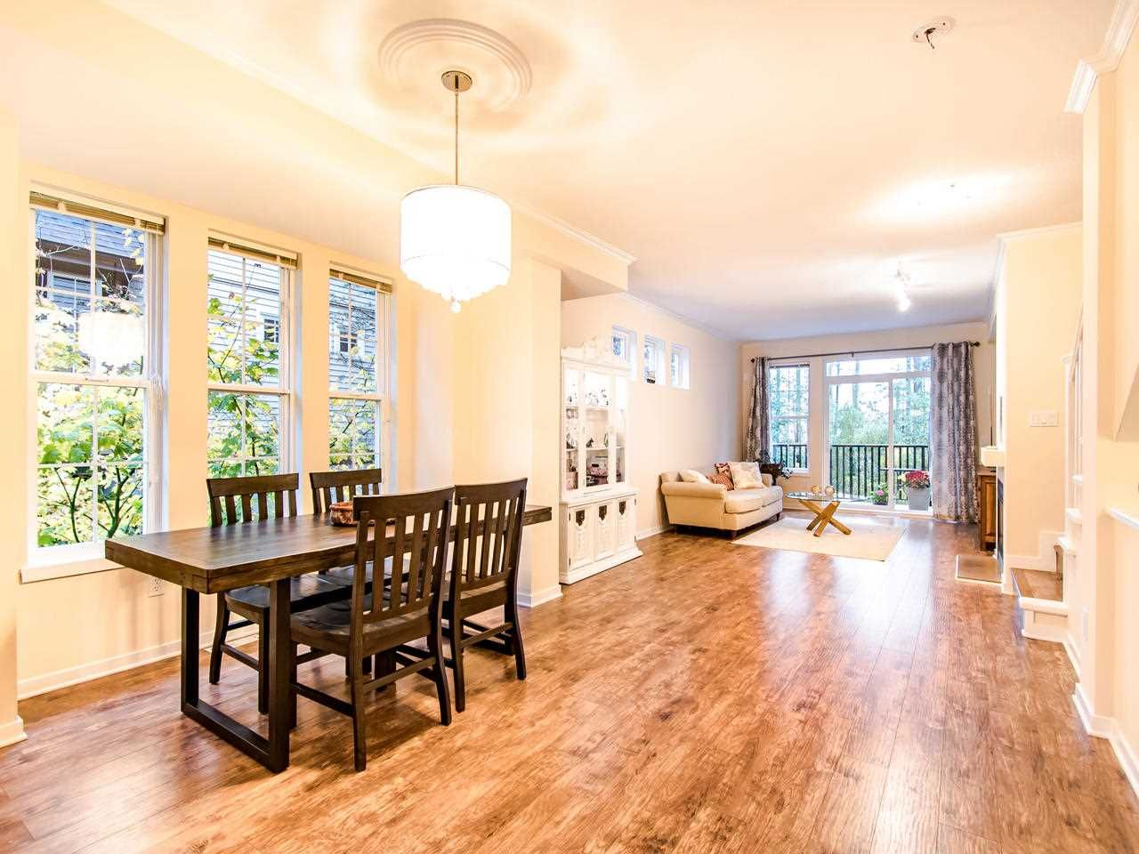"""Photo 9: Photos: 7 2200 PANORAMA Drive in Port Moody: Heritage Woods PM Townhouse for sale in """"THE QUEST"""" : MLS®# R2414883"""